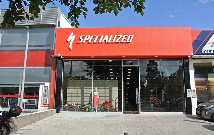 Nueva Gran Tienda Specialized en Bogotá