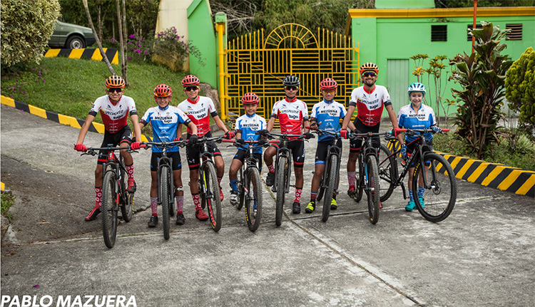 Bici paseo Fundación Mezuena