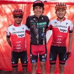 Sobresaliente el Team Mezuena en Chile