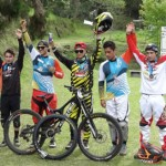 Primera válida Copa Colombia Giant de Downhill