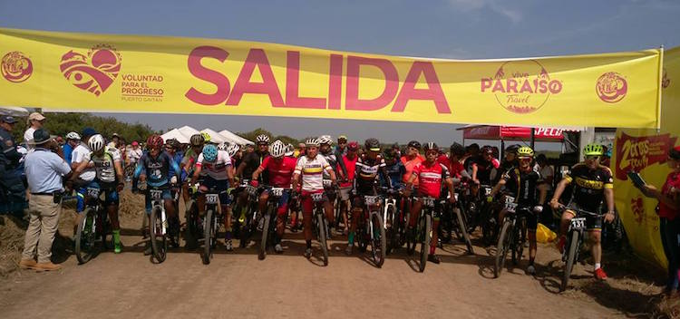 La fiesta del Cross Country en Puerto Gaitán