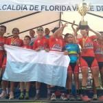 Valle Campeón Nacional de MTB 2018