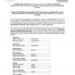Resolución de Cundinamarca para el Nacional