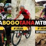 Calendario Copa Bogotana de Ciclomontañismo