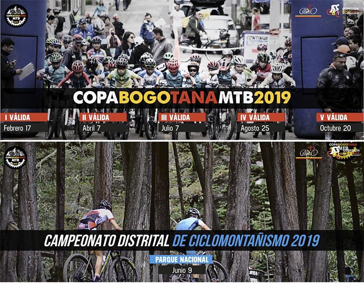 Calendario Copa Bogotana 2019