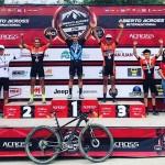 Triple podio para el GW Shimano en el Abierto Internacional Across.