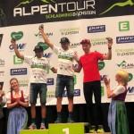 Leonardo Páez nuevamente campeón del Alpentour Trophy