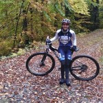 Angie Milena Lara se prepara en el campamento de la UCI en Suiza