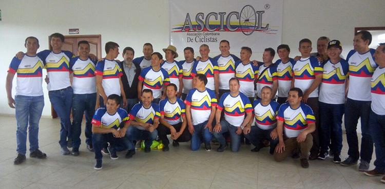 ASCICOL  trabajando por los ciclistas colombianos - Entrevista