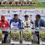 Colombia presente en la Vuelta a la Azulita 2019