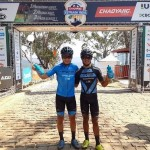 Jhonnatan Botero continúa sumando puntos UCI.