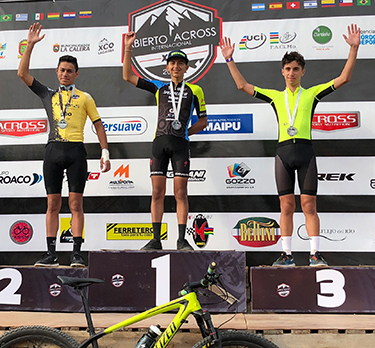Jonathan Cantor ganó el 2º Abierto Internacional Across de Córdoba