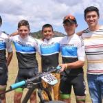 El Vuelo alto de Talentos Chiquinquireños, El Team Cóndor Bike
