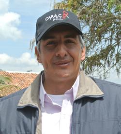 Denis Rodríguez speaker del mtb