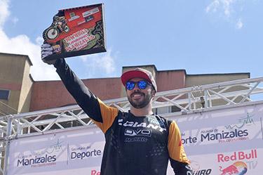 Marcelo Gutiérrez gana por 9ª vez el DH Urbano de Manizales