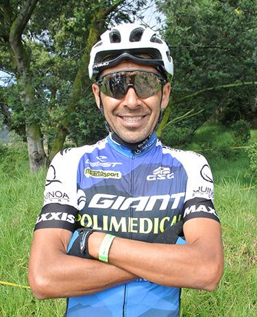 Diego Arias Sub campeón Mundial de Maratón