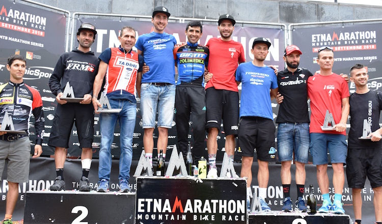 Diego Arias gana la Etna Marathon