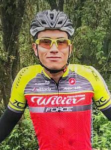 Diyer Rincón al Wilier 7C CBZ de Costa Rica
