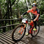 Diyer Rincón lidera la Bike Transalp Maxxis luego de 2 días de competencia