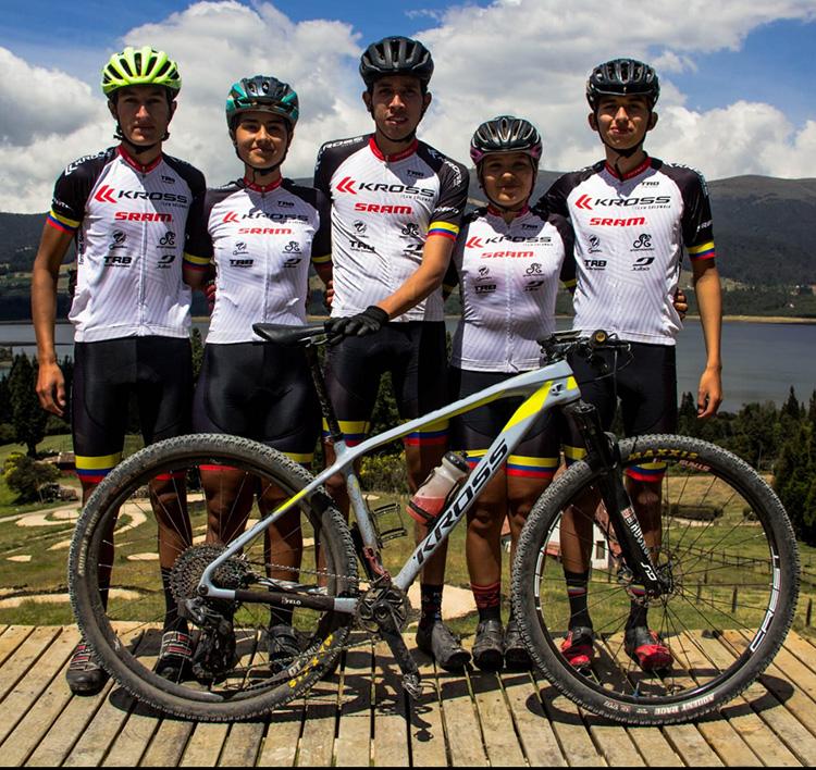 El equipo Kross Team Colombia cambia de nombre y se fortalece