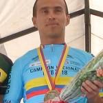 Luis García ocupó el 4° puesto en el Mundial Master