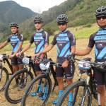 GW Shimano con pedaleo firme a los Panamericanos.