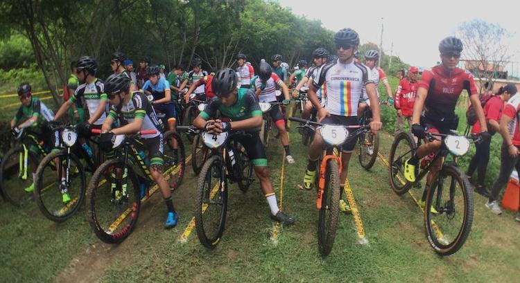 Antioquia alzó el oro y bronce del Cross Country masculino de los Juegos Nacionales