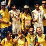 1a medalla dorada olímpica para Colombia