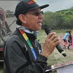 John Jairo Vergara, mas  que el speaker del ciclomontañismo colombiano