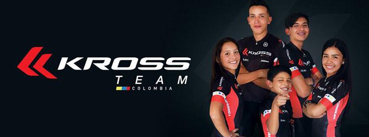 Presentación equipo Kross Bikes