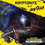 Kryptonite en la Montaña presente en el  desafío Nemocón