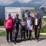 El Bianchi sigue  liderando el Alpen  tour Trophy