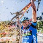 Héroe de héroes, Páez gana por 5ª vez la BMW Sella Ronda Hero