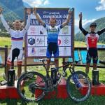 Leonardo Páez lideró la Gran Paradiso Bike