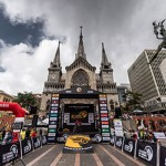 El campeón mundial Alban Lakata y Kristian Hynek coronaron la primera etapa en La Rochela