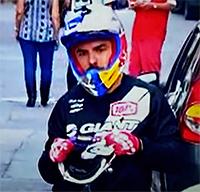 5° triunfo consecutivo de Marcelo Gutiérrez en el DH Urbano