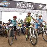 La Copa Mezuena inaugura la pista de MTB Peñamonte