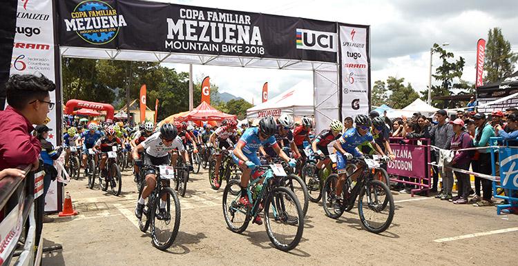 Insuperable la segunda válida de la Copa Mezuena en Zipaquirá