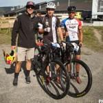 3 colombianos en Noruega