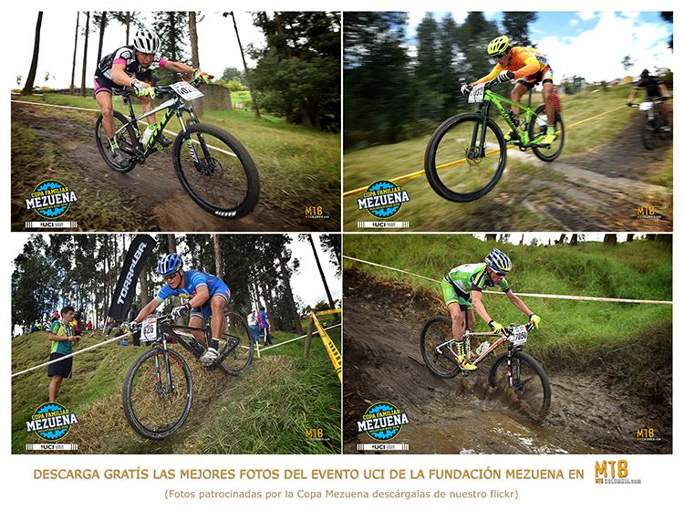 Las mejores fotos del evento UCI de la Copa Mezuena