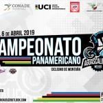 Programación Panamericano MTB 2019 , México