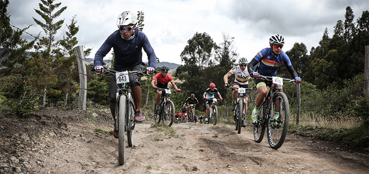 En Carupa el MX vivió una competencia explosiva y entretenida.