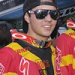 Rafaél Gutiérrez gana 1a válida de DH