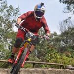 Tomas Slavik hace mejor registro en el Cerro Abajo Monserrate