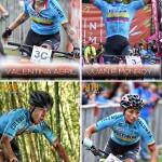 4 colombianos en el MTB de los Juegos Suramericamnos