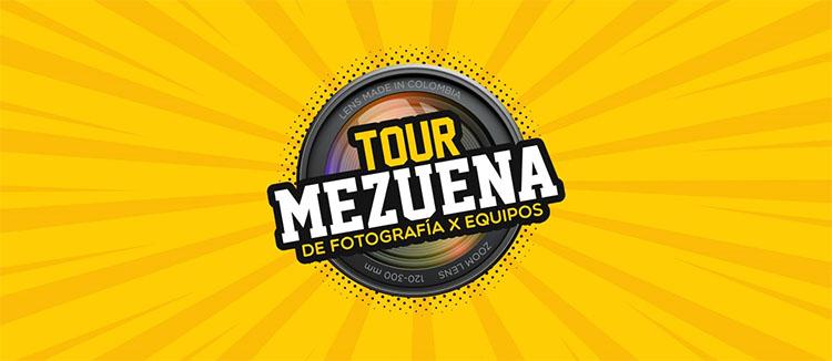 Tour Mezuena de fotografía por equipos,