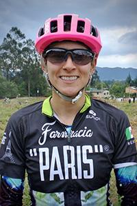 Valentina 5ª en XC de Bélgica