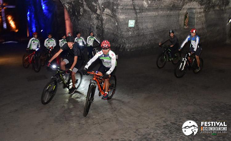 Festival de  ciclomontañismo Parque de la Sal