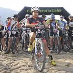 700 bikers en los 100k de Villa de Leyva
