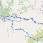 Ruta clásica Manizales, la Gruta, PNN